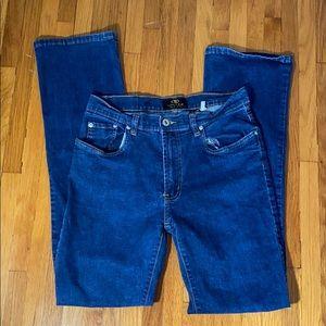 ✅BUFFALO DAVID BITTON Skinny Blue Flex Jeans Sz 30